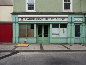 Saundersfoot - Laugharne Bread Shop