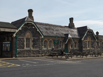Pembroke Dock Bahnstation