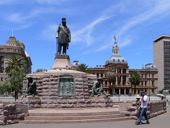 Paul-Krüger-Denkmal in Pretoria