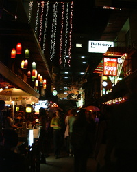 Abend in Patpong