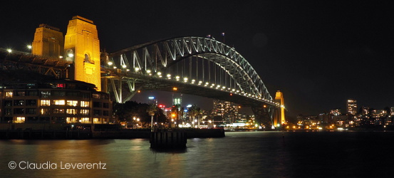 Sydney - Harbourbridge
