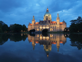 Hannover- Neues Rathaus