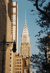 New York City - Chrysler Building