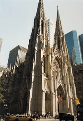 New York City - St. Patrick´s Cathedral