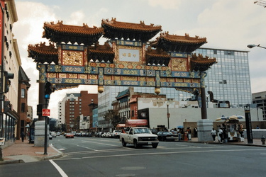 Washington D.C. - Chinatown