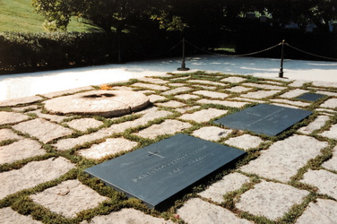 Washington D.C. - Arlington Friedhof - JFK Eternal Flame