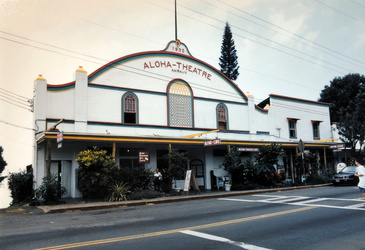 Big Island - Aloha Theater