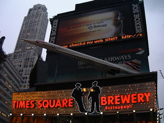 Times Square Brewery