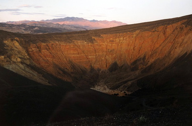 Death Valley - Ubeheve Crater